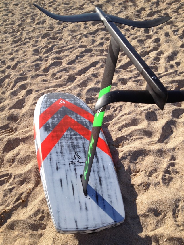 Go Foils Alex Aguera Design Course Racing Kiteboards